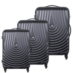 Kamiliant Kam Kapa 3 Piece Set - Black