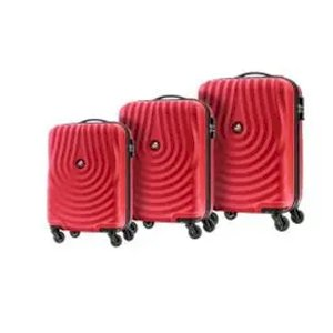 Kamiliant Kam Kapa 3 Piece Set - Carmine Red
